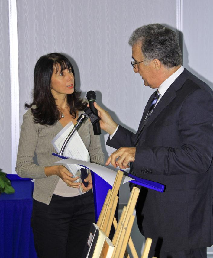 Isabella Botti, premio letterario
