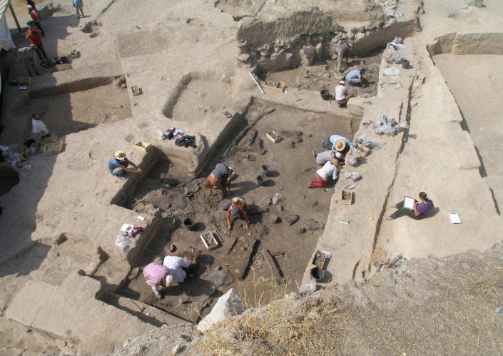 Marcella Frangipane. Arslantepe Il, palazzo (3350-3000 a.C). Lavoro