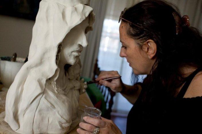 Cristina Crespo. Pittura Costanza.